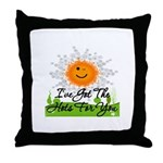 Hots For You Throw Pillow