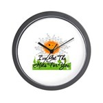 Hots For You Wall Clock