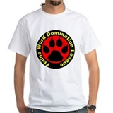 Feline World Domination League Shirt