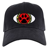 Feline World Domination League Baseball Hat