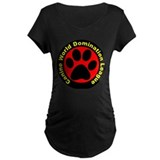 Canine World Domination League T-Shirt