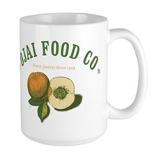 Ojai Food Co Large Mug