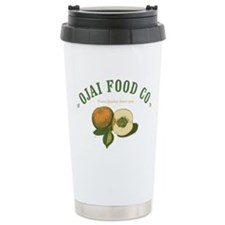 Ojai Food Co Stainless Steel Travel Mug