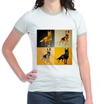 Shepherd Squares Jr. Ringer T-Shirt