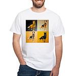 Shepherd Squares White T-Shirt