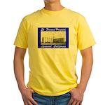 Saint Francis Hospital Yellow T-Shirt