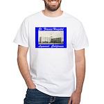 Saint Francis Hospital White T-Shirt