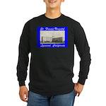 Saint Francis Hospital Long Sleeve Dark T-Shirt