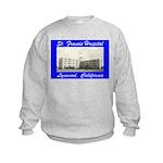 Saint Francis Hospital Kids Sweatshirt
