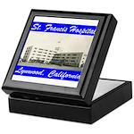 Saint Francis Hospital Keepsake Box