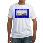 Saint Francis Hospital Fitted T-Shirt