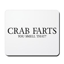 Crab Farts Mousepad