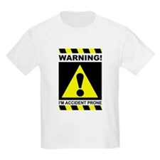 Accident Prone Kids T-Shirt