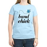 Cute Band Chick T-Shirt