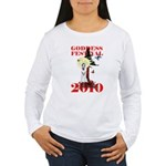 Goddess Festival 2010 Women's Long Sleeve T-Shirt
