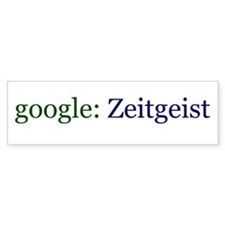 Zeitgeist Sticker (Bumper 10 pack)