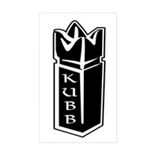 Kubb 9.43 Decal