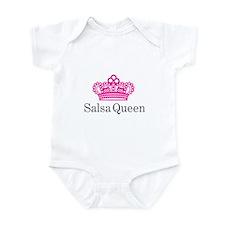 Salsa Queen Infant Bodysuit