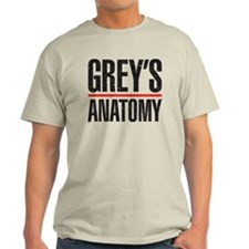 Grey's Faded Light T-Shirt