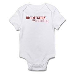 McDreamy in Training Infant Bodysuit