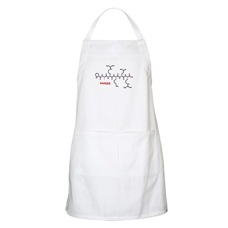 Parker name molecule Apron