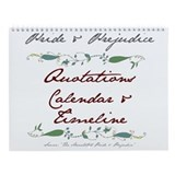 Wall Calendar - P&amp;P Quotations and Timeline