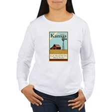 Travel Kansas T-Shirt