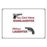 Manslaughter Banner