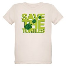 SAVE TURTLES T-Shirt