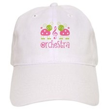 Cute Ladybug Orchestra Cap