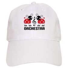 Ladybug Orchestra Music Cap