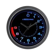 Cool Talon Wall Clock