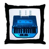 Realtime reporter Throw Pillow