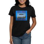 Lynwood California Women's Dark T-Shirt