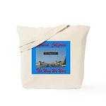 Lynwood California Tote Bag