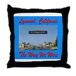 Lynwood California Throw Pillow