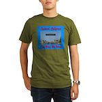 Lynwood California Organic Men's T-Shirt (dark)