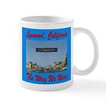 Lynwood California Mug