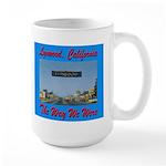 Lynwood California Large Mug
