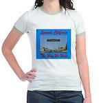 Lynwood California Jr. Ringer T-Shirt
