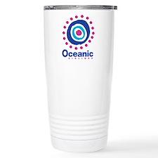 Oceanic Air Stainless Steel Travel Mug