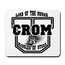 Crom University Mousepad