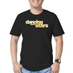 DWTS Logo Men's Fitted T-Shirt