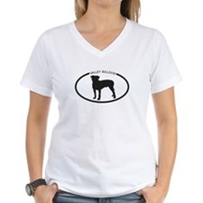 Valley Bulldog Silhouette Shirt