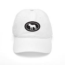 Victorian Bulldog Silhouette Cap
