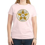 Pulaski County Sheriff Women's Light T-Shirt
