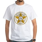 Pulaski County Sheriff White T-Shirt