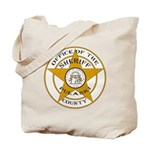 Pulaski County Sheriff Tote Bag