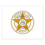 Pulaski County Sheriff Small Poster