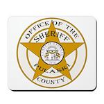Pulaski County Sheriff Mousepad